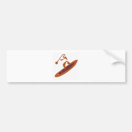 SUP New Term Bumper Sticker