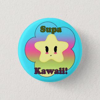 Supa Kawaii Button