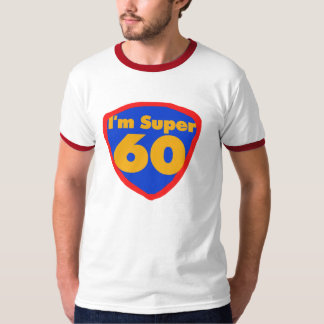 Super 60 t shirts