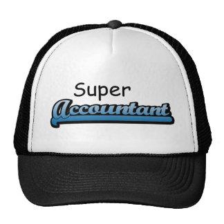 Super Accountant Cap