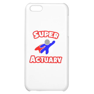 Super Actuary Cover For iPhone 5C