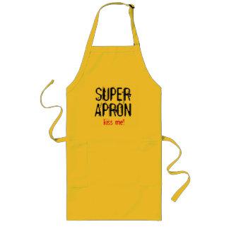 super apron kiss me