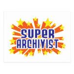 Super Archivist Post Card