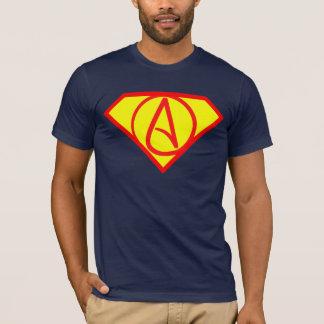 Super atheist men's t-shirt