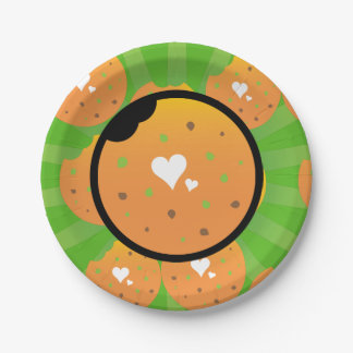 Super awesome birthday party design paper plate