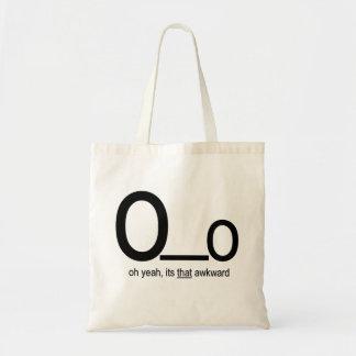 super awkward bag