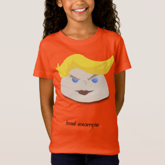 """Super Baby Carrot """"Bad Example"""" Tee"""