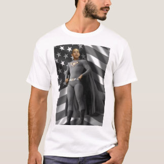 super barack obama T-Shirt