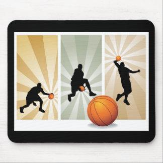 super-basketball mouse pad