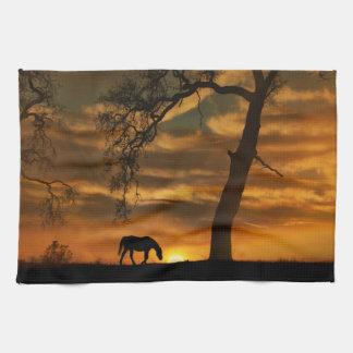 Super Beautiful Horse Kitchen Towel