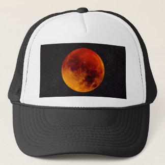 Super Blue Blood Moon Trucker Hat