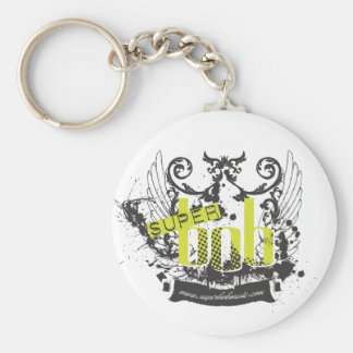 Super bob Crest Key Chain