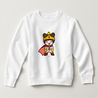 SUPER BONA | Toddler Fleece Sweatshirt