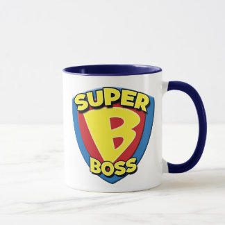 Super Boss Large Coffee Mug