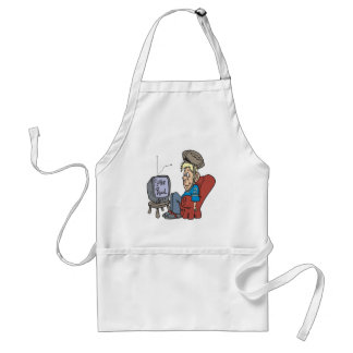 Super Bowl Standard Apron