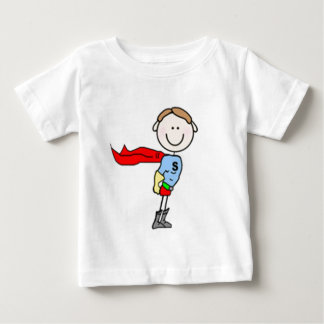 Super Boy Stick Figure T-shirts