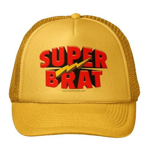Super Brat Mesh Hat