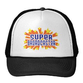 Super Broadcaster Hats