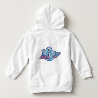 Super Cellular Magical Blue Hoodie! Hoodie