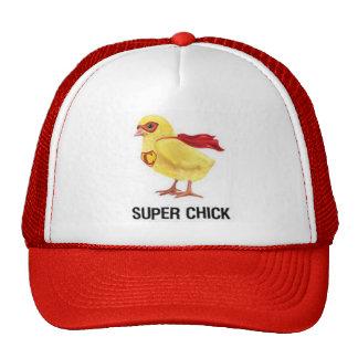 Super Chick Hat