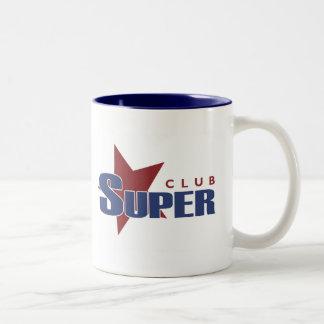 Super Club Two-Tone Mug