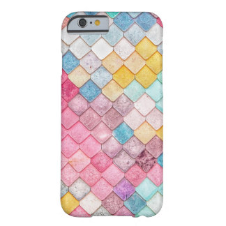 Super Colorful Tile Pattern Barely There iPhone 6 Case
