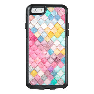Super Colorful Tile Pattern OtterBox iPhone 6/6s Case
