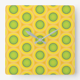 Super cool crazy pattern design clock. Amazing Wallclock