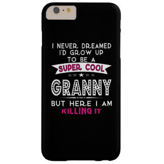 Super Cool GRANNY is Killing It! Barely There iPhone 6 Plus Case