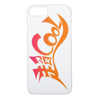 super COOL kanji iPhone 8/7 Case