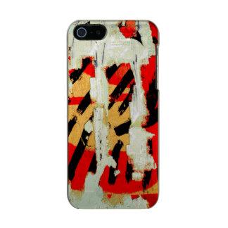 Super Cool Peeling Paper Incipio Feather® Shine iPhone 5 Case