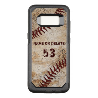 Super Cool Personalized Baseball Phone Cases
