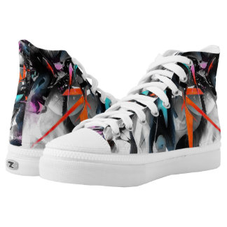 Super Cool Printed Shoes