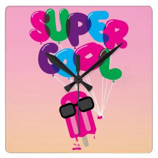 Super Cool Wallclocks