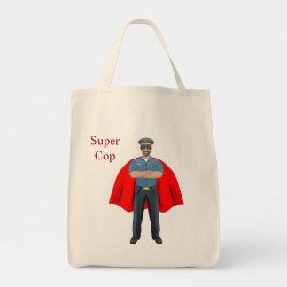 Super Cop Grocery Tote