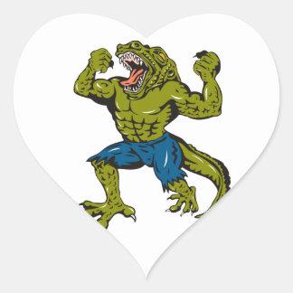Super Croc Stickers