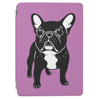 Super cute brindle French Bulldog Puppy iPad Air Cover
