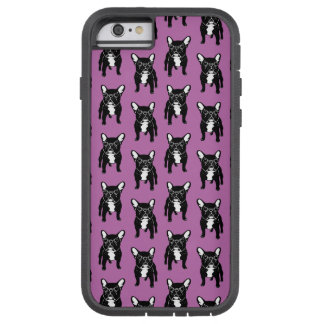 Super cute brindle French Bulldog Puppy Tough Xtreme iPhone 6 Case