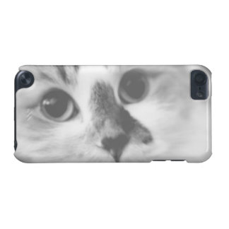 SUPER CUTE Cat Closeup Portrait Photograph iPod Touch 5G Case