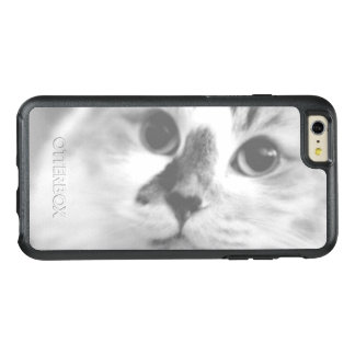 SUPER CUTE Cat Portrait Fine Art Photograph OtterBox iPhone 6/6s Plus Case