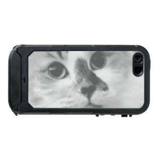 SUPER CUTE Cat Portrait Photograph Incipio ATLAS ID™ iPhone 5 Case