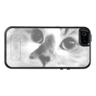 SUPER CUTE Cat Portrait Photograph OtterBox iPhone 5/5s/SE Case