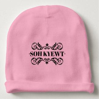 Super cute!  Gotta love this on baby wear! Baby Beanie