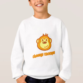 Super Cute Monkey Sweatshirt
