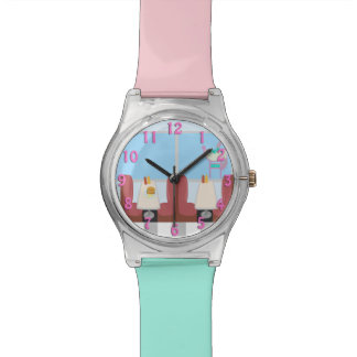 Super Cute Retro Fifties Diner Watches