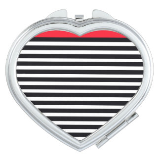 Super cute super chic Compact Mirror for her