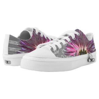 Super Cute & Swag Purple Passion Low Top Shoes