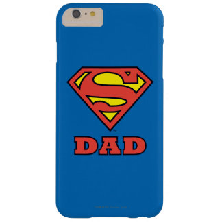 Super Dad Barely There iPhone 6 Plus Case