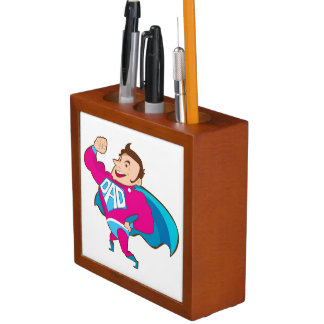 SUPER DAD DESK ORGANISER