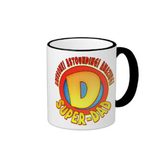 Super Dad Father's Day Coffee Mugs